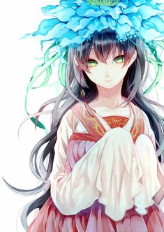 Image about girl in Anime/Manga by Sara on We Heart It Anime Love, Pretty Anime Girl, Beautiful Anime Girl, Awesome Anime, Manga Anime, Fanart Manga, Manga Girl, Kawaii Anime Girl, Anime Girls