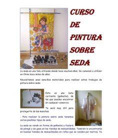 Curso de Pintura en Seda Diy, Silk Painting, Tela, Watercolor Paintings, Water Colors, Art, Bricolage, Handyman Projects, Do It Yourself