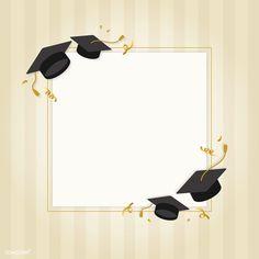Graduation Images, Graduation Party Themes, Graduation Cards, Wedding Cards Images, Graduation Wallpaper, Paper Flower Garlands, Graduation Greetings, Instagram Frame, Pastel Wallpaper