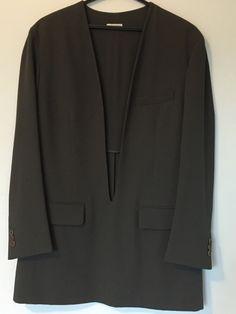 エルメスジャケット38popover jacket with plunging neckline • martin margiela for hermès45,000円