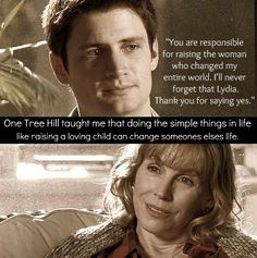one of my favorite OTH moments ever!