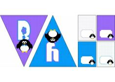 Penguin Party Printables