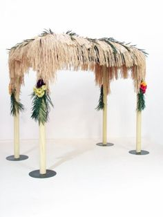 High quality Tropical Canopy available to hire. View Tropical Canopy details, dimensions and images. Tiki Party, Luau Party, Caribbean Theme Party, Caribbean Party Decorations, Tropical Party Decorations, Island Theme, Thinking Day, Tropical Decor, Tropical Party Themes