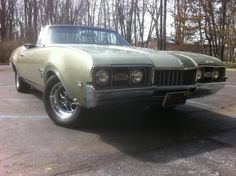 1968 Oldsmobile Cutlass for sale #2005451 - Hemmings Motor News