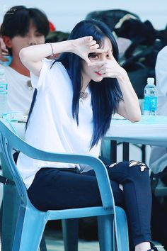 Kpop Girl Groups, Korean Girl Groups, Kpop Girls, Sulli, Jonghyun, K Pop, My Girl, Cool Girl, Wheein Mamamoo