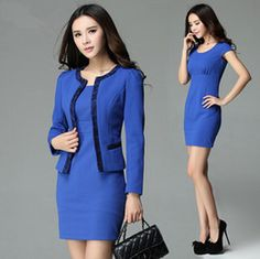 Today my post is all about stylish formal office wear dresses for women Today I have a fabulous collection of formal office wear dresses for women! Office Wear Dresses, Office Outfits, Blazers For Women, Suits For Women, Corporate Outfits, Womens Dress Suits, Women's Fashion Leggings, Fashion Outfits, How To Wear