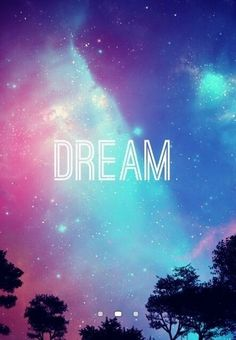 Imagen de Dream, galaxy, and wallpaper
