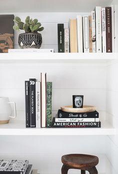 home decor shelf styling inspiration