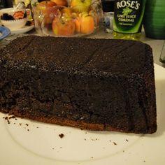 Dense Chocolate Loaf Cake - Nigella Lawson Recipe