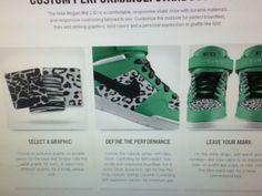 Nike high tops <3
