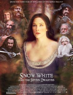 Snow White and the Seven DwarfsDirected by Peter JacksonStarring Liv Tyler (Snow White) and Richard Armitage as (Grumpy Thorin) I WISH!!!!!