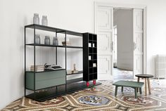 Regalsysteme | Aufbewahrung | Literatura Open | Punt Mobles. Check it out on Architonic