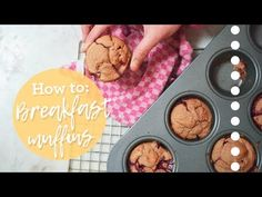 How to: Breakfast muffins • Rens Kroes - YouTube