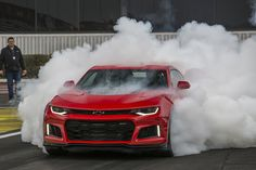 topvehicles:  Testing the 2017 ZL1 Camaros line lock  by BrandanGillogly