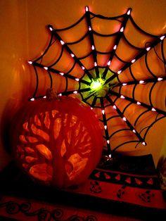 tree of life jack o lantern
