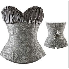 Morality Charm Women's Vest Strapless Corset What Is The…