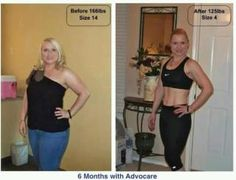 6 months started with 24 Day Challenge! Click pic to learn more. Holy Smokes, only six months!!