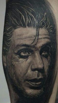 Till Lindemann tattoo