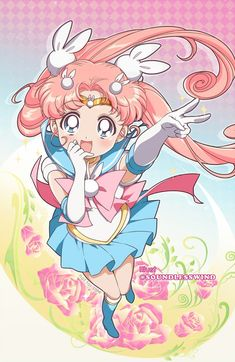 Kousagi ~ Soundlesswind ♥ Sailor Moon Luna, Sailor Moons, Sailor Moon Fan Art, Sailor Chibi Moon, Sailor Scouts, Sailor Mercury, Sailor Moon Personajes, Manga Anime, Sailor Moon Kristall
