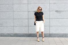 Outfit | Boyish With Feminine Shoes - Fashion Hoax | creatorsofdesire.com
