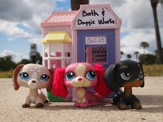 THE cutest and most fun blog about LPS Littlest Pet Shops and their adventures!