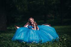 Cinderella - War Eagle, AR Portrait Photographer