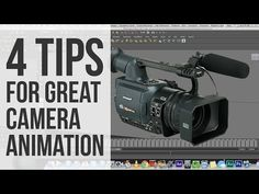 4 Tips for Great Camera Animation (for Maya or any other 3D software) - YouTube