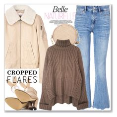 """""""Would You Wear It: Cropped Flares"""" by andrejae ❤ liked on Polyvore featuring See by Chloé, Aamaya by priyanka, MiH, Neiman Marcus, Ivanka Trump, women's clothing, women's fashion, women, female and woman"""