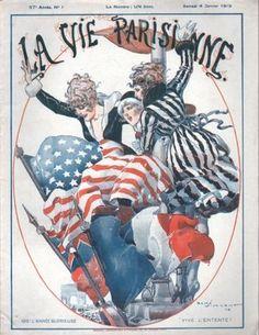 1-4-19 La Vie Parisienne / eBay
