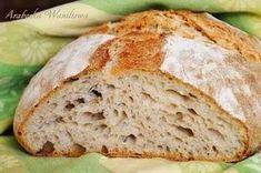 Francuski chleb na zakwasie