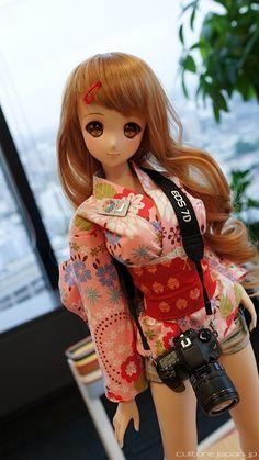 Smart doll #robot