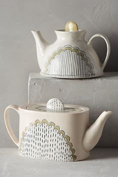 Cute hand painted teapot.
