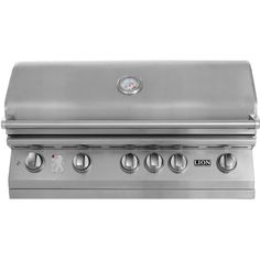 Lion 40-Inch Stainless Steel Built In Propane Gas Grill