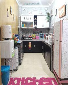 Simple House Design, Minimalist House Design, Dream Home Design, Minimalist Home, Kitchen Sets, Home Decor Kitchen, Kitchen Design, Pvc Ceiling Design, Clean My House