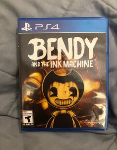 Bendy and the Ink Machine T-shirt ps4 action horror video game kids Men Women