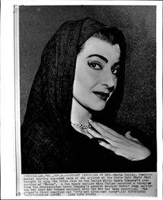 La Divina Maria Callas: Photo