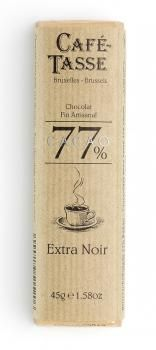 Café-Tasse - luxury chocolate from Brussels.