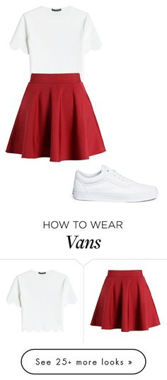 """Simple"" by mari108 on Polyvore featuring Alexander McQueen and Vans"