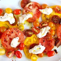 Cherry Tomato Recipes - Photo Gallery | SAVEUR