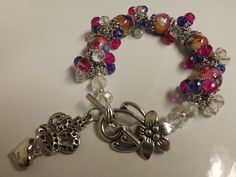 Handmade Bracelets, Pandora Charms, Jewelry Ideas, Jewelry Making, Charmed, Tutorials, Facebook, Inspiration, Beautiful