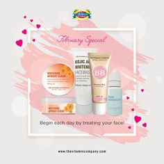 Pakistan's premium online vitamin company delivering Skin care,Hand sanitizer, Supplements, Weight loss, House hold products for men and women. Vitamin Company, Apricot Scrub, Each Day, Treat Yourself, Nice Body, Whitening, Body Care, Vitamins, February