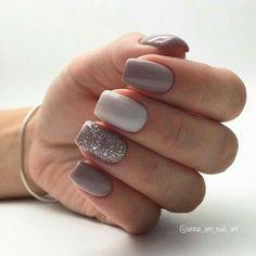 Gel Nails neutral nails unhas neutras - The most beautiful nail designs Elegant Nail Designs, Elegant Nails, Stylish Nails, Trendy Nails, Cute Nails, Neutral Nail Designs, Shellac Nails, Pink Nails, Nail Polish