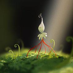 Plant Creature by GorosArt on deviantART