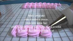 Decoração de bolos - Acabamentos  parte 1.wmv