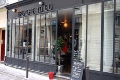 FrenchieToGo Frenchie To Go, le take away de la rue du Nil