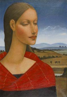 Portret kobiety Roman ZAKRZEWSKI