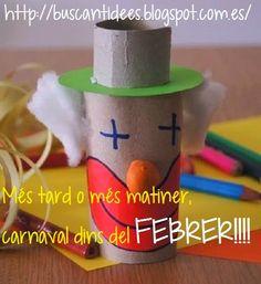BUSCANT IDEES: FEBRER!!!!