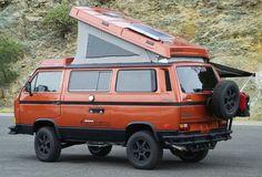Subagon, The Ultimate Vanagon Conversions Vw T3 Camper, Vw Bus T3, Camper Life, Volkswagen Bus, Truck Camper, Camper Trailers, Transporter T3, T2 T3, Vw Vanagon
