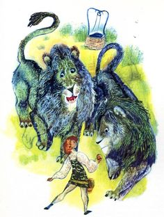 """«Tales of the Brothers Grimm""""  Illustrator Jiří Trnka  Author Brothers Grimm  Country Czech Republic  Year 1963  Publisher Artiya"""