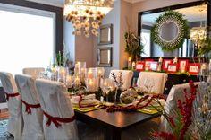 Πρωτότυπες ιδέες για να διακοσμήσετε το χριστουγεννιάτικο τραπέζι σας